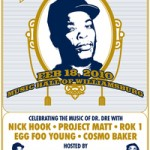 Tonight: DRE-DAY 2010, Williamsburg Music Hall