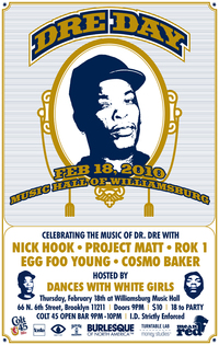 Dre-Day flyer