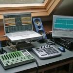 Tractor DJ Setup