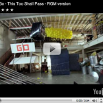 "Ok Go's new video ""This Too Shall Pass"" is all Rube Goldburg. WOW!"