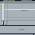 Ableton live screen shot