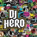 DJ Hero Box Art