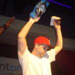 1st Place, DJ Qbase