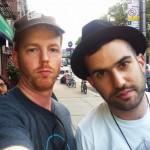 DJ A-Trak's new Fool's Gold Store, in Williamsburg Brooklyn