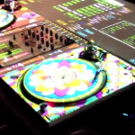 Projection Mapping for Serato