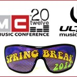 MIAMI 2012 Wrap-up: WMC, Spring Break, Ultra Fest