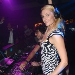 Paris Hilton, the faux DJ