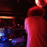 DJ Color TV rocking the crowd