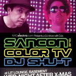 WTFDP, Night after Xmas! LIT Lounge, Basement, with DJ Sancon from Kyoto Japan!