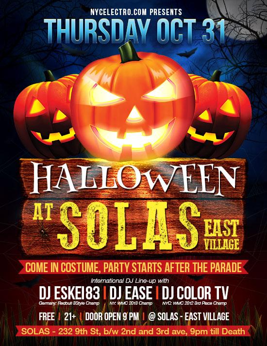 DJ Eskei 83, DJ Ease, DJ Color TV