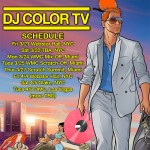 DJ Color TV new Schedule, NYC, Miami, Vegas