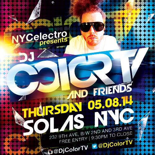 Solas with DJ Color TV