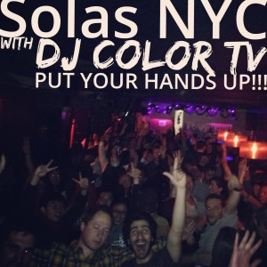 DJ Color TV - Live at Solas - June 2014
